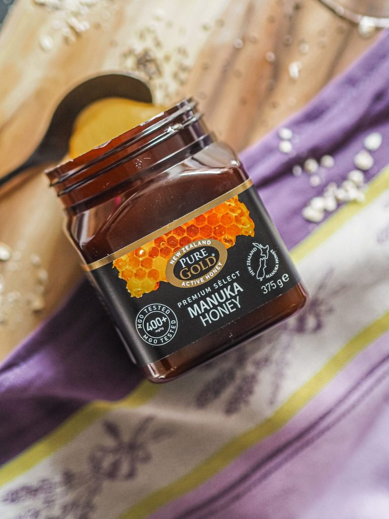 Laura Kate Lucas - Manchester Fashion, Food and Lifestyle Blogger | Pure Gold Premium Select Manuka Honey from Holland and Barrett