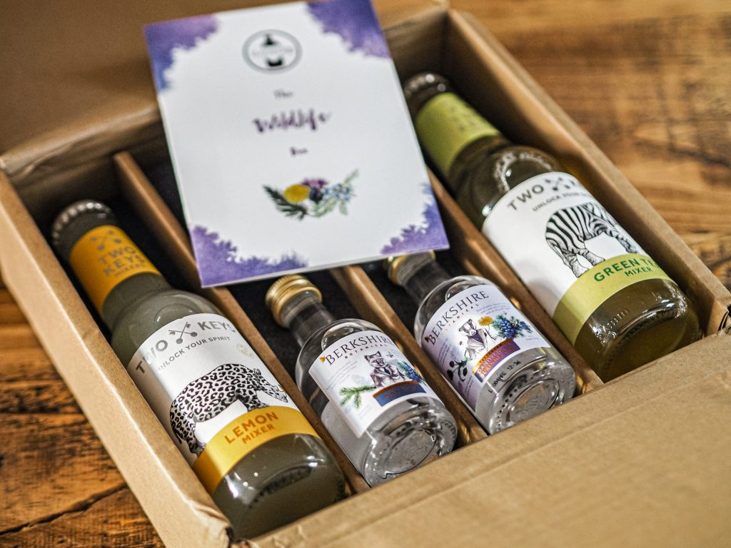 Laura Kate Lucas - Manchester Food, Drink and Lifestyle Blogger | Ilovegin subscription box February