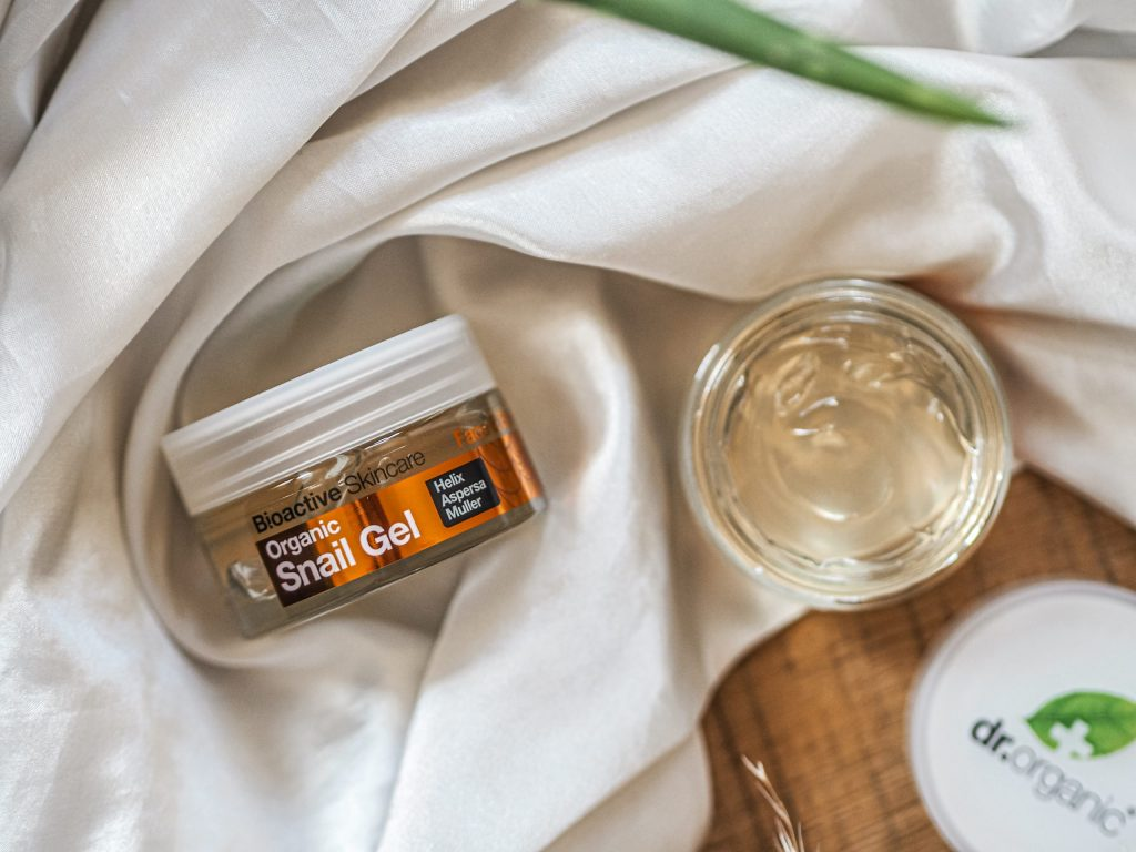 Laura Kate Lucas - Manchester Fashion, Health and Beauty Blogger | Dr. Organic Snail Gel - Holland and Barrett