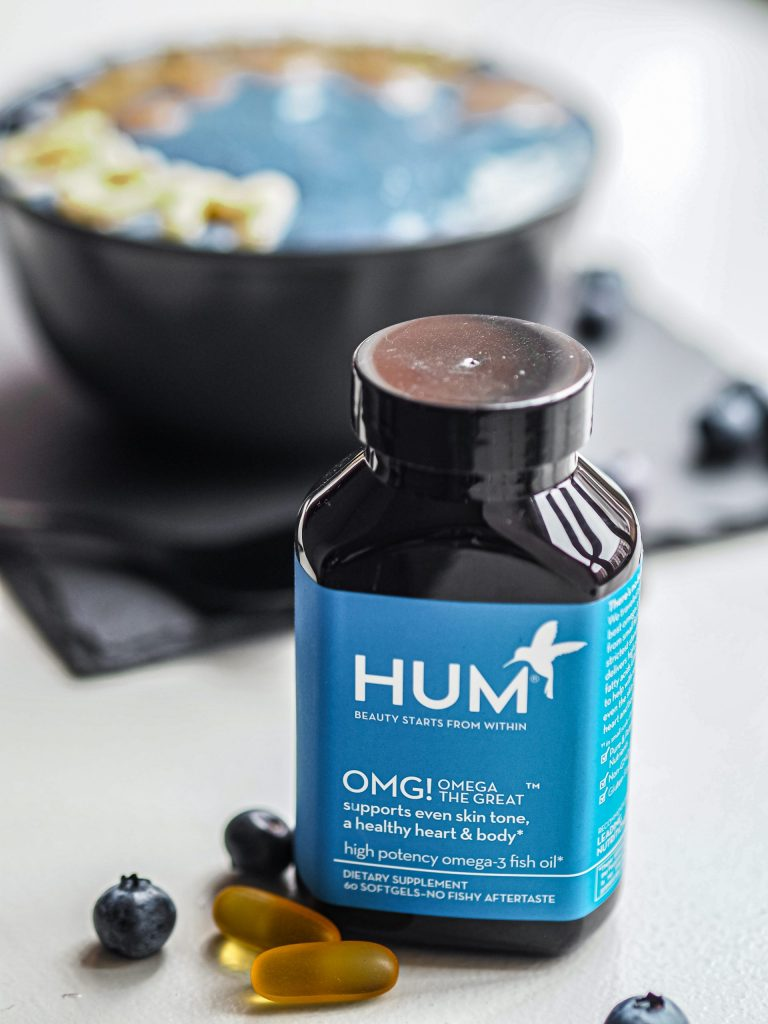 Laura Kate Lucas - Manchester Food, Fashion and Lifestyle Blogger | HUM Nutrition OMG Omega the Great Supplements