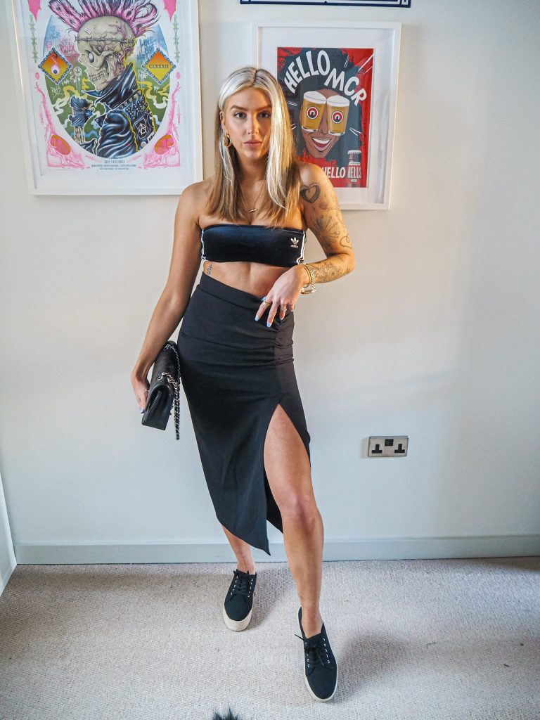 Laura Kate Lucas - Manchester Fashion, Style and Lifestyle Blogger | Everything Five Pounds Black Skirt