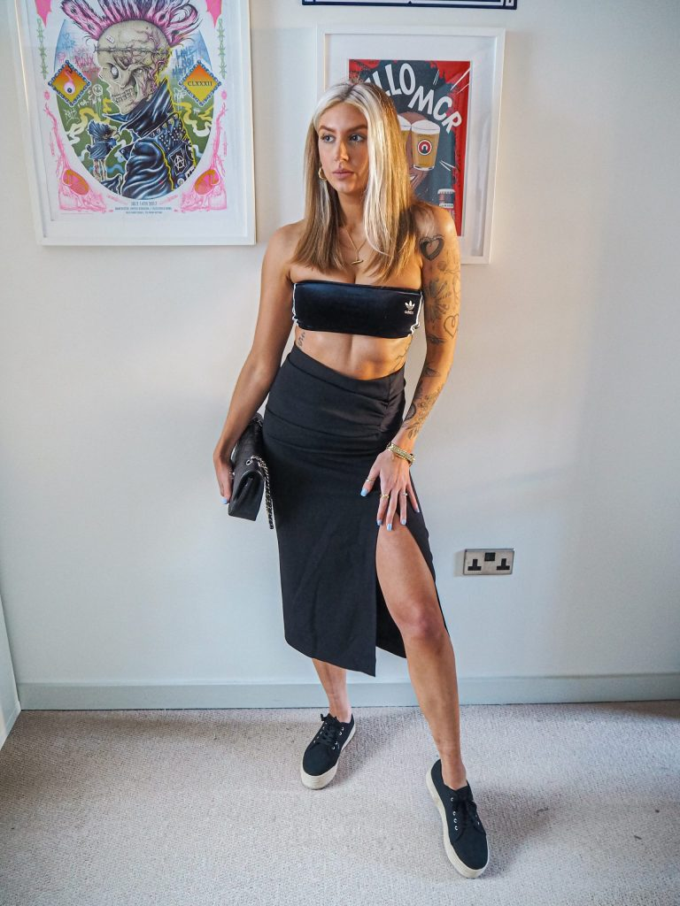 Laura Kate Lucas - Manchester Fashion, Style and Lifestyle Blogger | Everything Five Pounds Skirt Outfit