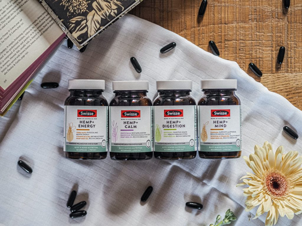Laura Kate Lucas - Manchester Fashion, Health and Lifestyle Blogger | Swisse Hemp+ Supplements Range