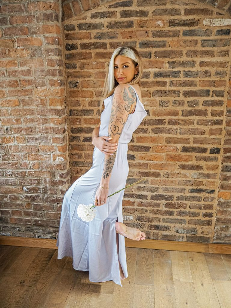 Laura Kate Lucas - Manchester Fashion, Lifestyle and Wedding Blogger | Chi Chi London Bridesmaid Dress