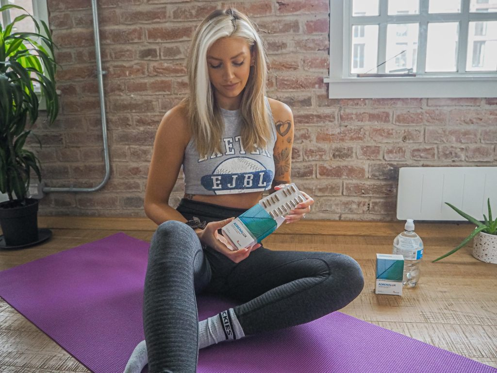 Laura Kate Lucas - Manchester Fashion, Beauty and Lifestyle Blogger | Sensilab Adrenalux Natural Stress Relief