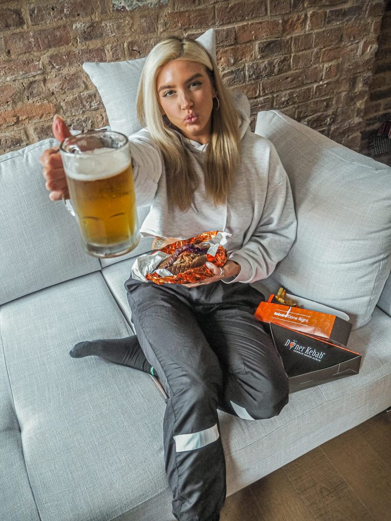 Laura Kate Lucas - Manchester Fashion, Food and Lifestyle Blogger | German Doner Kebab Restaurant Review