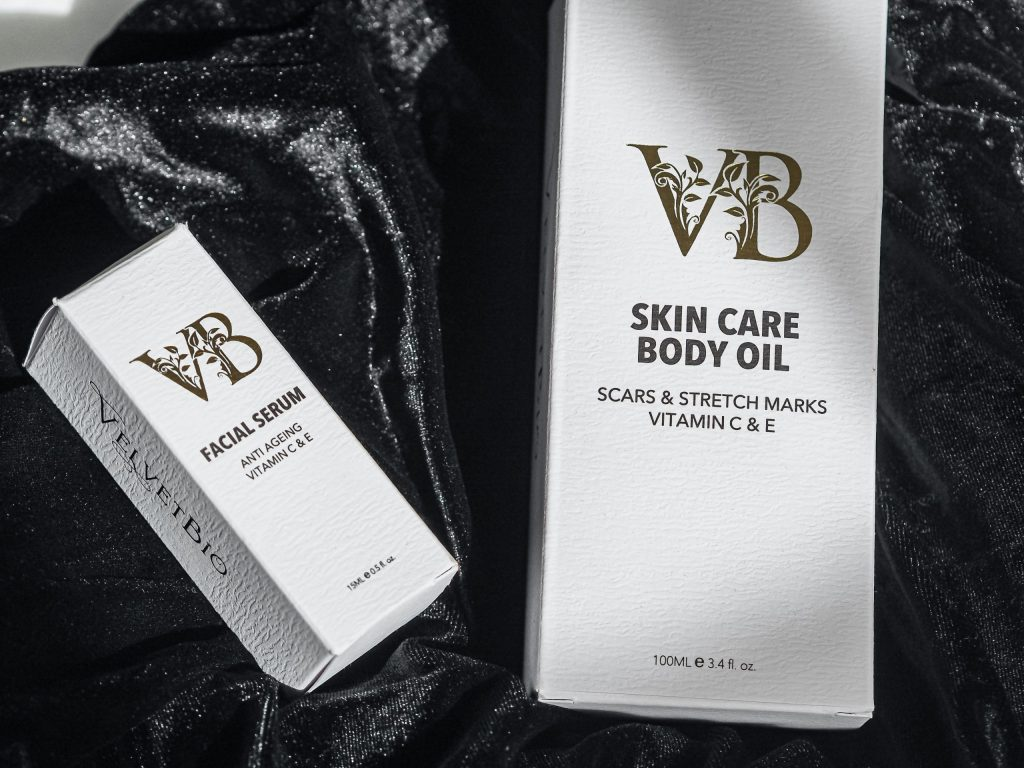 Laura Kate Lucas - Manchester Beauty, Fashion and Lifestyle Blogger | Velvet Bio Skin Care Body and Face Oil Bundle Review