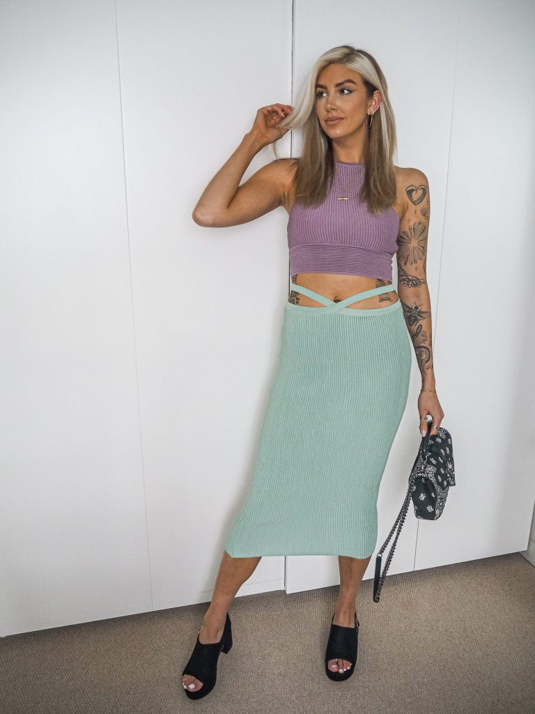 Laura Kate Lucas - Manchester Fashion, Food and Lifestyle Blogger | Ravel Platform Cora Sandals Outfit