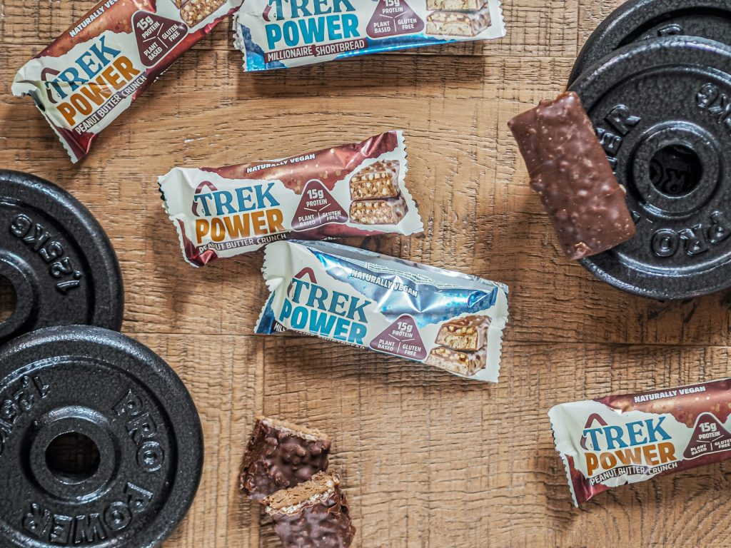 Laura Kate Lucas - Manchester Fashion, Food and Lifestyle Blogger | Trek Power Bar - Holland and Barrett