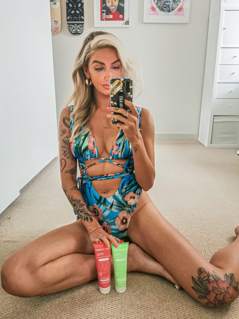 Laura Kate Lucas - Manchester Lifestyle, Fashion and Beauty Blogger   E'lifexir Natural Beauty Flat Tummy and Bodylift Cream