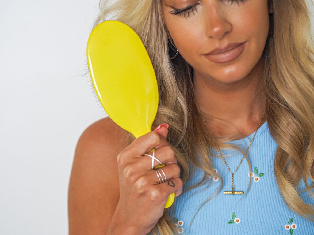 Laura Kate Lucas - Manchester Fashion, Lifestyle and Beauty Blogger   Rock & Ruddle Luxury Hairbrush