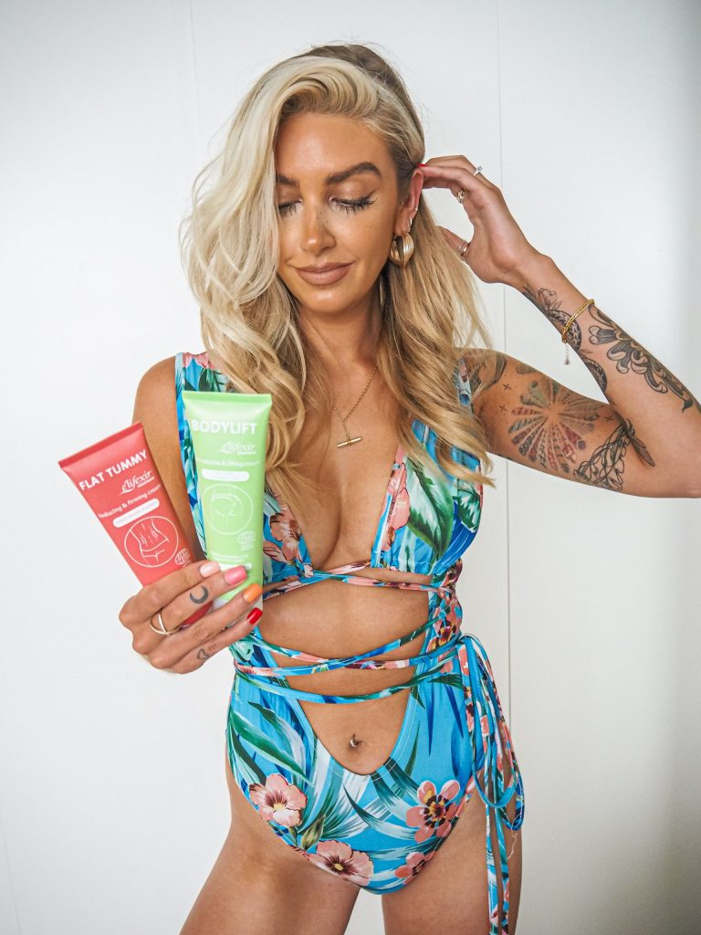 Laura Kate Lucas - Manchester Lifestyle, Fashion and Beauty Blogger | E'lifexir Natural Beauty Flat Tummy and Bodylift Cream
