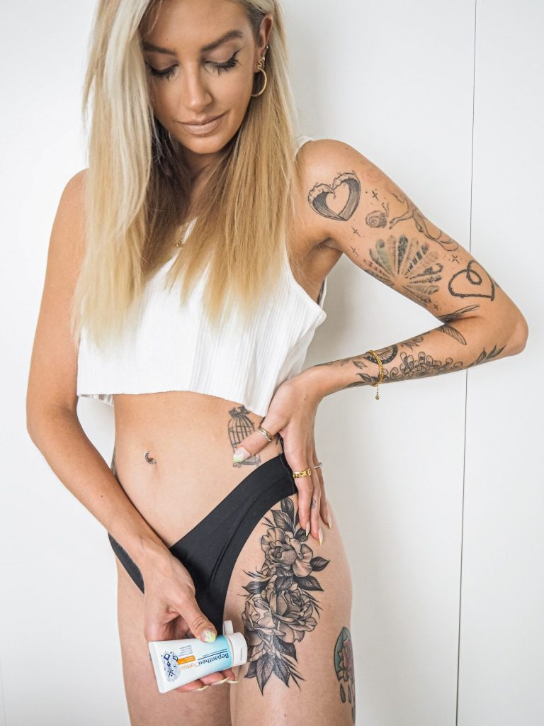 Laura Kate Lucas - Manchester Fashion, Lifestyle and Food Blogger | Bepanthen Tattoo Cream